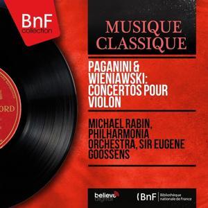 Paganini & Wieniawski: Concertos pour violon (Mono Version)