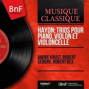 Haydn: Trios pour piano, violon et violoncelle (Mono Version)