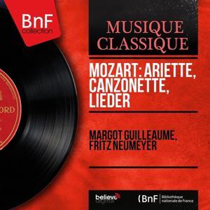 Mozart: Ariette, canzonette, lieder (Mono Version)