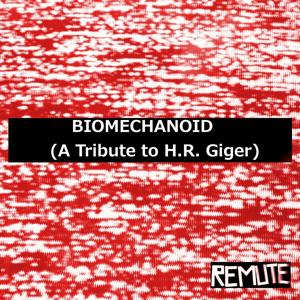 Biomechanoid (A Tribute to H.R. Giger)