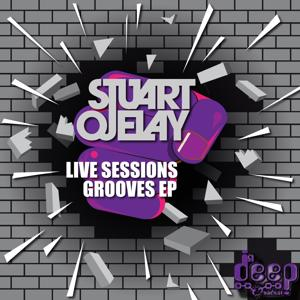 Live Sessions Groove EP