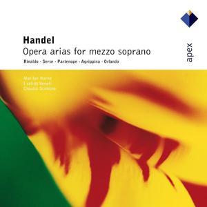 Handel : Operatic Arias  -  Apex