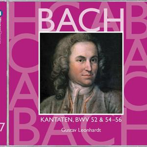 Bach, JS : Sacred Cantatas BWV Nos 52 & 54 - 56