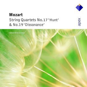 Mozart : String Quartets Nos 17, 'Hunt' & 19, 'Dissonance'  -  Apex