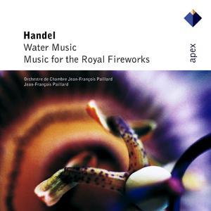 Handel : Water Music & Music for the Royal Fireworks  -  Apex