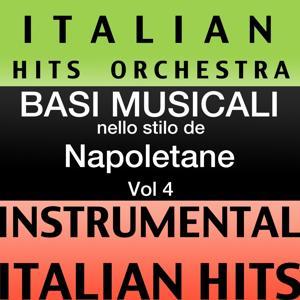 Basi musicale nello stilo dei napoletane (instrumental karaoke tracks), Vol. 4