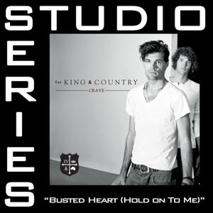 Busted Heart (Hold On To Me) [Studio Series Performance Track]