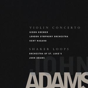 Violin Concerto / Shaker Loops