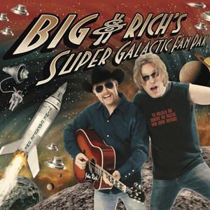 Big & Rich's Super Galactic Fan Pak (U.S. CD/DVD)
