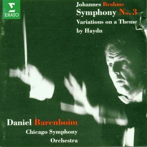 Brahms : Symphony No.3 & 'Haydn' Variations