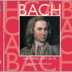 Bach, JS : Sacred Cantatas BWV Nos 26 - 29