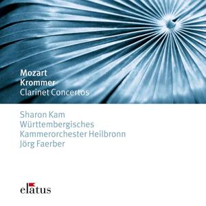 Elatus - Krommer & Mozart : Clarinet Concertos