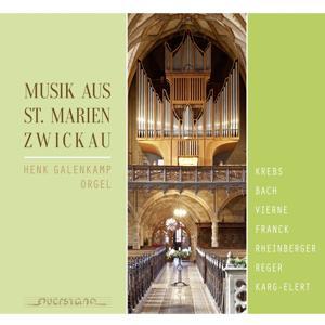 Musik aus Saint Marien Zwickau