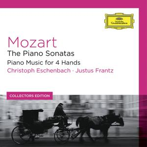Mozart, W.A.: The Piano Sonatas; Piano Music For 4 Hands