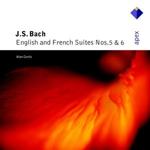 Bach, JS : English & French Suites Nos 5 & 6  -  Apex