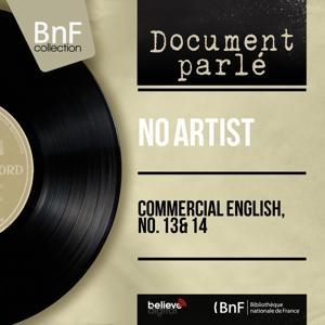 Commercial English, No. 13 & 14 (Mono Version)