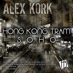 Hong Kong Tram / Soho