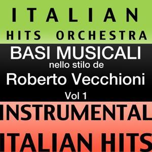 Basi musicale nello stilo dei roberto vecchioni (instrumental karaoke tracks), Vol. 1
