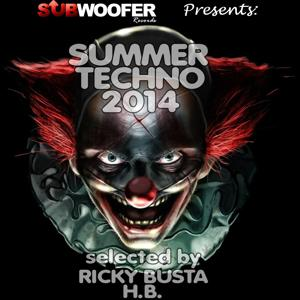 Subwoofer Records Presents Summer Techno 2014 (Selected by Ricky Busta H. B.)