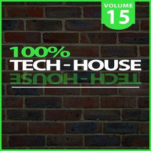100% Tech-House, Vol. 15