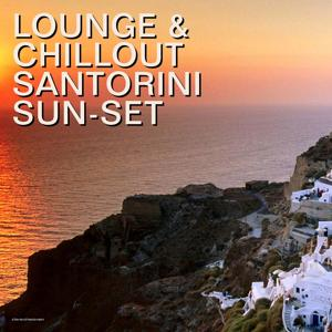 Lounge & Chillout Santorini Sun-Set