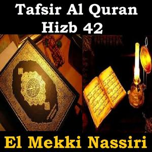 Tafsir Al Quran Hizb, Vol. 42