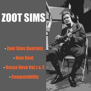 Zoot Sims Quartets / New Beat / Bossa Nova Vol. 1 & 2 / Compatability