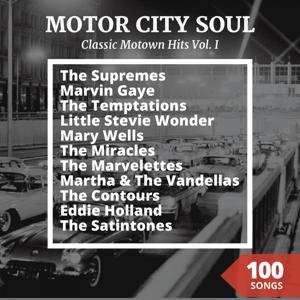 Classic Motown Hits, Vol. 1 (Motor City Soul)