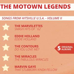 Songs from Hitsville U.S.A., Vol. 2 (The Motown Legends)