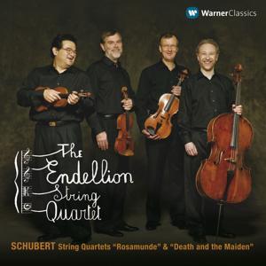 Schubert : String Quartets No.13, 'Rosamunde' & No.14, 'Death and the Maiden'