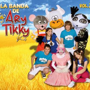 La banda de Ary Tikky - Volumen 2