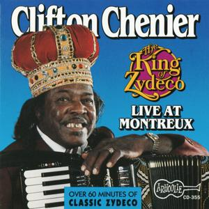 The King Of Zydeco Live At Montreux, Switzerland