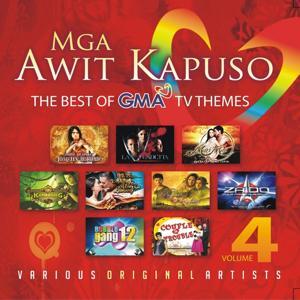 Mga Awit Kapuso, Vol. 4