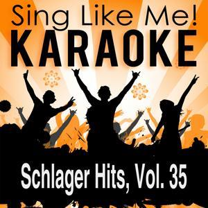 Schlager Hits, Vol. 35 (Karaoke Version)