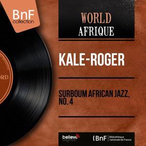 Surboum African Jazz, No. 4 (Mono Version)