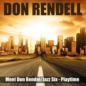 Meet Don Rendell / Jazz Six - Playtime