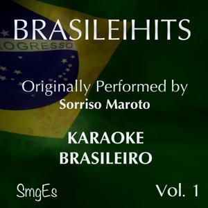 BrasileiHits, Vol. 1 (Karaoke Version) [Originally Performed By Sorriso Maroto]
