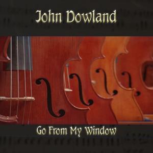 John Dowland: Go from My Window (MIDI Version)