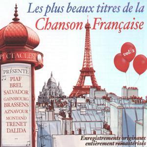Les plus beaux titres de la chanson française, vol. 2