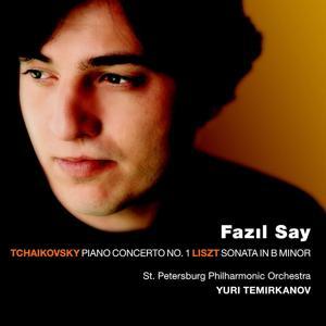 Tchaikovsky : Piano Concerto No.1 & Liszt : Piano Sonata