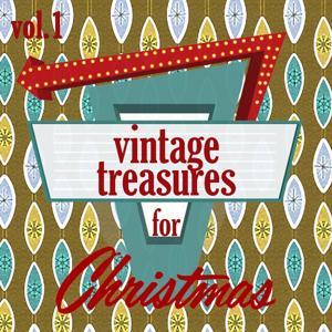 Vintage Treasures for Christmas, Vol.1