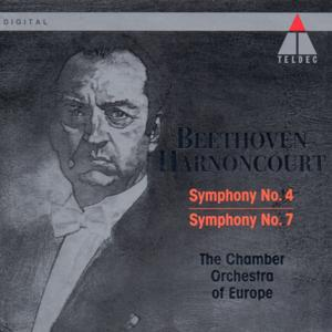 Beethoven : Symphonies Nos 4 & 7