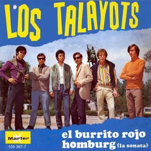 El Burrito Rojo
