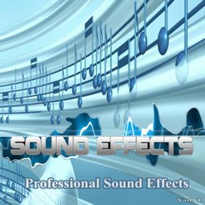 Professional Sound Effects, Vol. 1