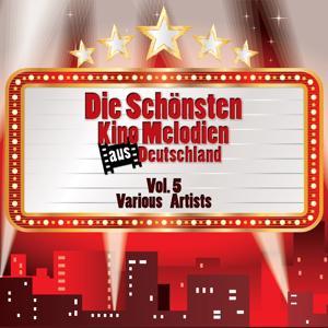 Die Schönsten Kino Melodien aus Deutschland, Vol. 5