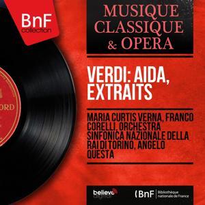 Verdi: Aida, extraits (Mono Version)