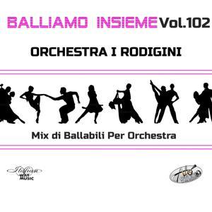 Balliamo insieme, Vol. 102 (Mix di ballabili per orchestra)