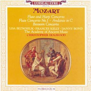 Mozart: Flute and Harp Concerto/Flute Concerto No.1/Bassoon Concerto etc.