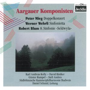Aargauer Komponisten: Peter Mieg, Werner Wehrli & Robert Blum