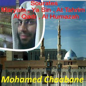 Sourates Maryam, Ya Sin, At Tahrim, Al Qadr, Al Humazah (Quran)